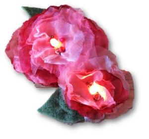 led flower